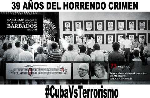 #CubaVsTerrorismo